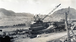 Grand Coulee Dam Construction Crane