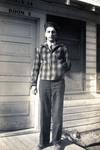 John Fuller at Coulee Dam