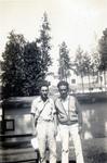 Ernest (Ernie) Arnone and Al Arnone