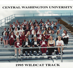 1995 Central Washington University Wildcat Track