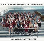 1995 Central Washington University Wildcat Track
