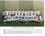1997 Central Washington University Cross Country