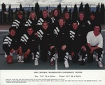 1993 Central Washington University Tennis by Central Washington University