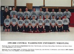 1999-2000 Central Washington University Wrestling