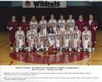 1998-1999 Central Washington University Women's Basketball
