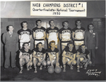 1950 Central  Washington State College Men's Basketball Team