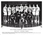 1992-93 Central Washington University Men's Basketball