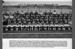 1971-1972 Central Washington University Wildcat Football Team