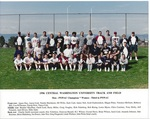 1996 Central Washington University Track and Field