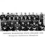 1966 Central Washington College of Education Track and Field Evergreen Conference Champs