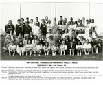 1991 Central Washington University Track and Field