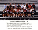 1992 Central Washington University Track and Field