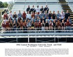 1994 Central Washington University Track and Field