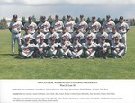1999 CENTRAL WASHINGTON UNIVERSITY BASEBALL