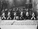 1908 Washington State Normal School Women's Basketball