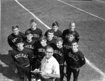 1967 Central Washington College of Education Track and Field