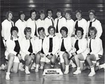 1967 Central Washington State College Women's basketball