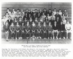1985-86 Central Washington University Swimming