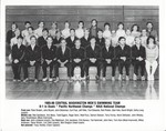 1985-86 Central Washington Universoty Men's Swimming