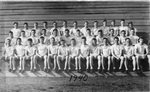 1940 Central Washington College of Education Track and Field by Central Washington University