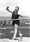 Shot Put by John Foster and Central Washington University