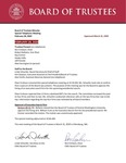 February 28, 2020 Board of Trustees Meeting Minutes by Central Washington University Board of Trustees