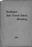 Washington State Normal School at Ellensburg. Catalog for 1900-1901