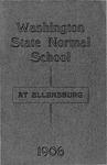 Washington State Normal School at Ellensburg. Catalogue for 1905-1906