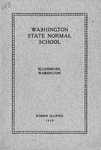 Washington State Normal School , Summer Quarter
