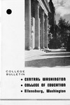 College Bulletin, Central Washington College of Education
