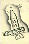 The Quarterly of the Central Washington College of Education Summer School Announcements [1942]