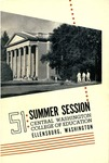 Quarterly Bulletin Central Washington College of Education Ellensburg, Washington. Summer Session 1951