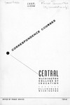 Central Washington College of Education, Correspondence Courses by Central Washington University