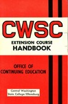 Central Washington State College, Extension Course Handbook by Central Washington University