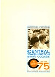 General Catalog Central Washington State College. The Quarterly, 1966-67