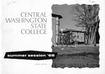 Summer Session, Central Washington State College by Central Washington University