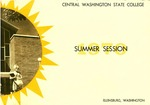 Central Washington State College Quarterly, Summer Session 1970