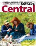 Central Washington University 2011-2012 Undergraduate/Graduate Catalog