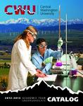 Central Washington University 2012-2013 Undergraduate/Graduate Catalog