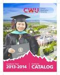 Central Washington University 2013-2014 Graduate Catalog