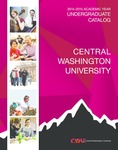 Central Washington University 2014-2015 Undergraduate Catalog