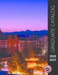 Central Washington University 2020-2021 Graduate Catalog