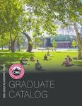 Central Washington University 2021-2022 Graduate Catalog