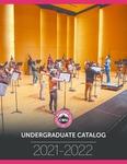 Central Washington University 2021-2022 Undergraduate Catalog