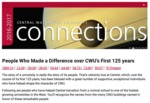 People Who Made a Difference over CWU's First 125 years 2017 by Central Washington University