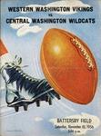Western Washington Vikings vs. Central Washington WIldcats by Central Washington University