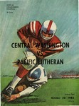 Central Washington V. Pacific Lutheran
