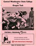 CWSC V. Oregon Tech by Central Washington University