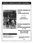 CWU V. Lewis and Clark State Game Program by Central Washington University