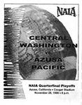 Central Washington V. Azusa Pacific
